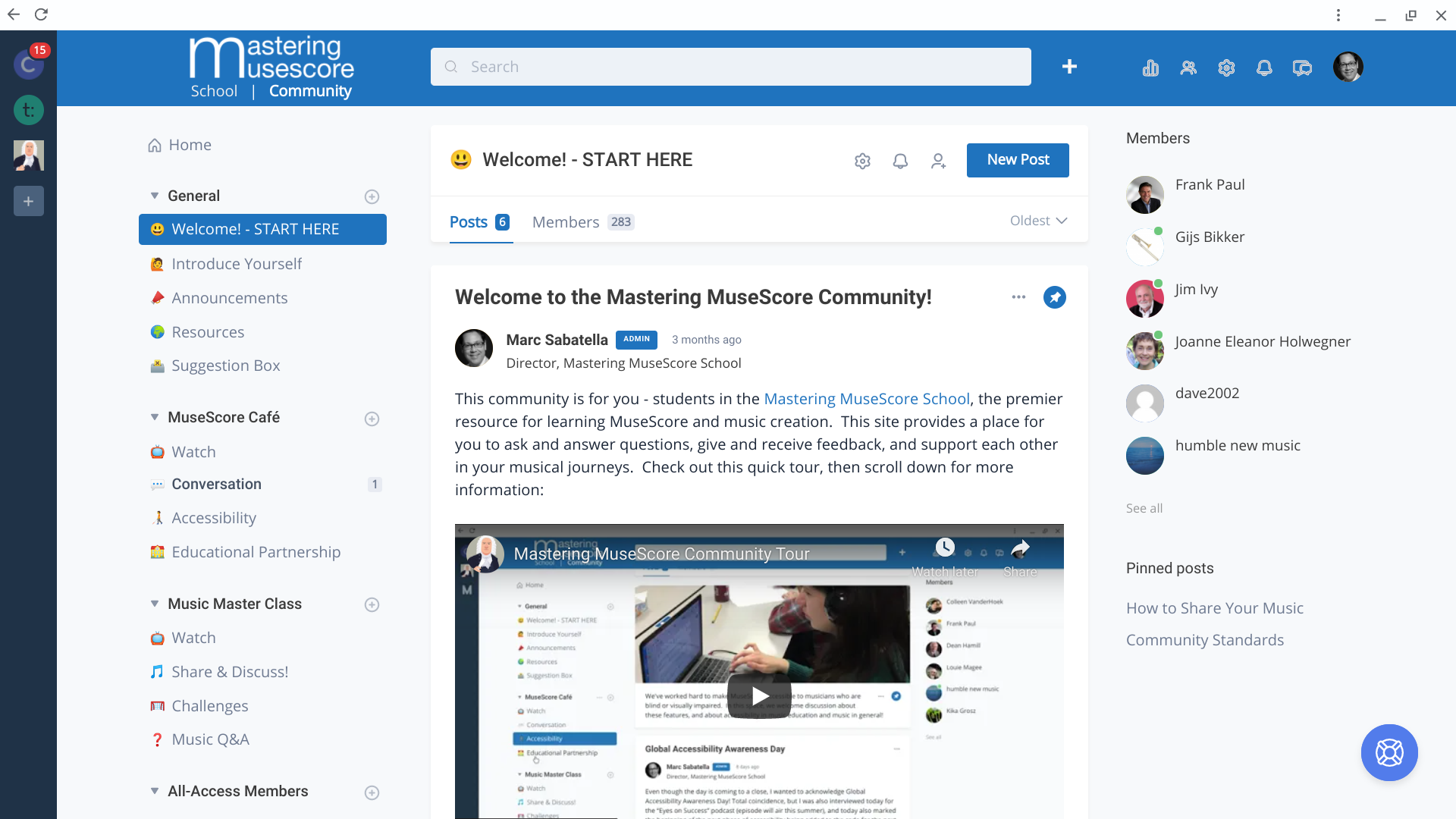 Mastering MuseScore Community