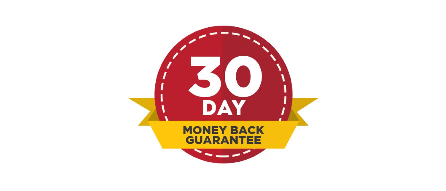 30day guarantee