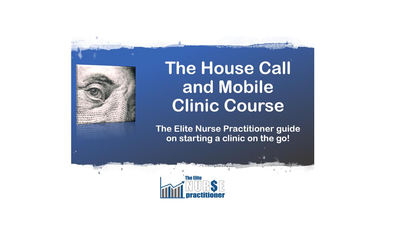 Elite Nurse Practitioner Courses Mobile Clinic