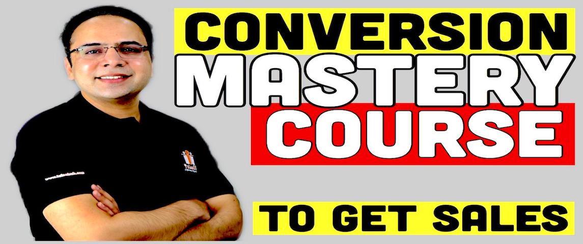 Copywriting Mastery Course