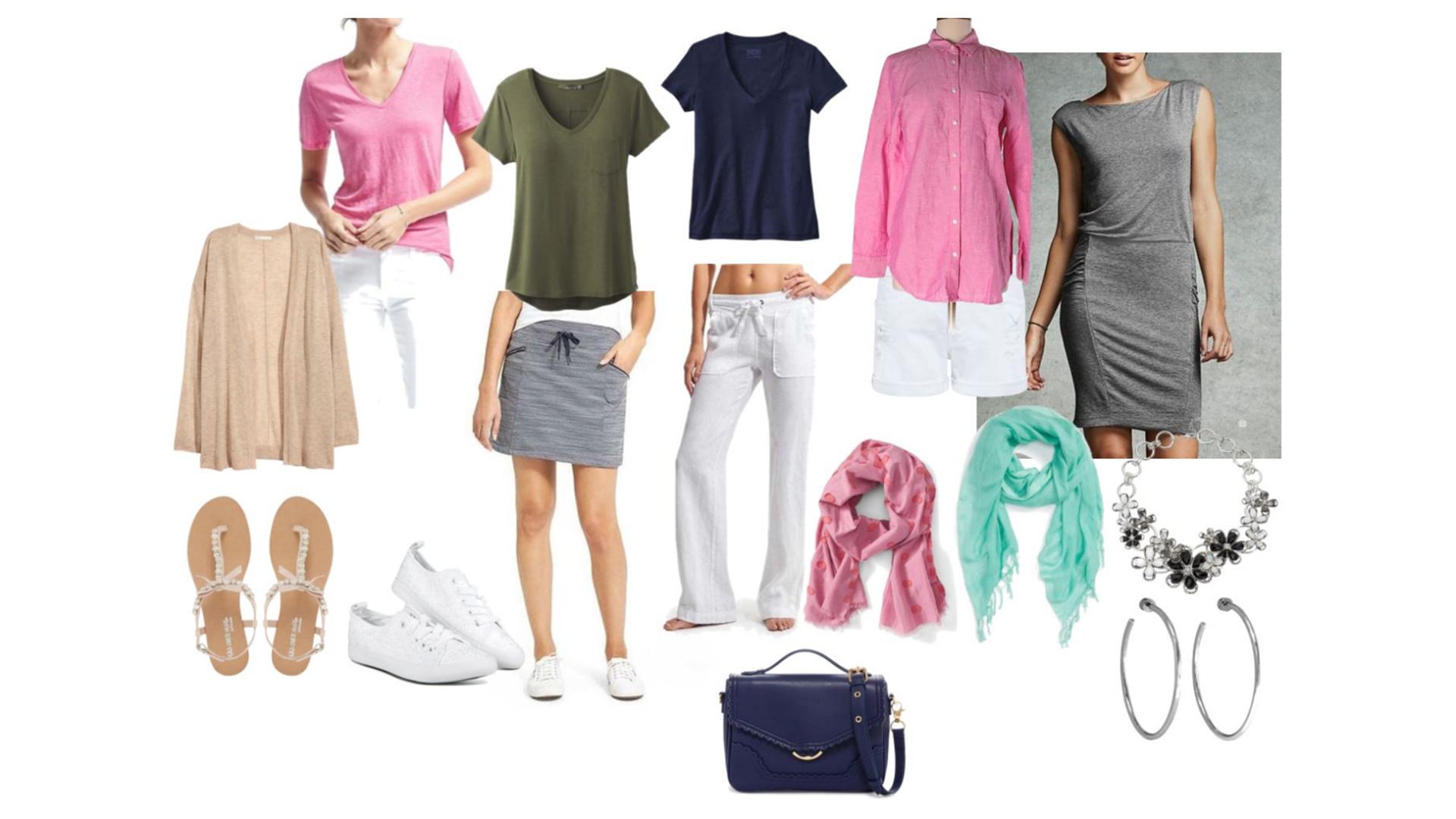 How To Create A Travel Wardrobe Capsule
