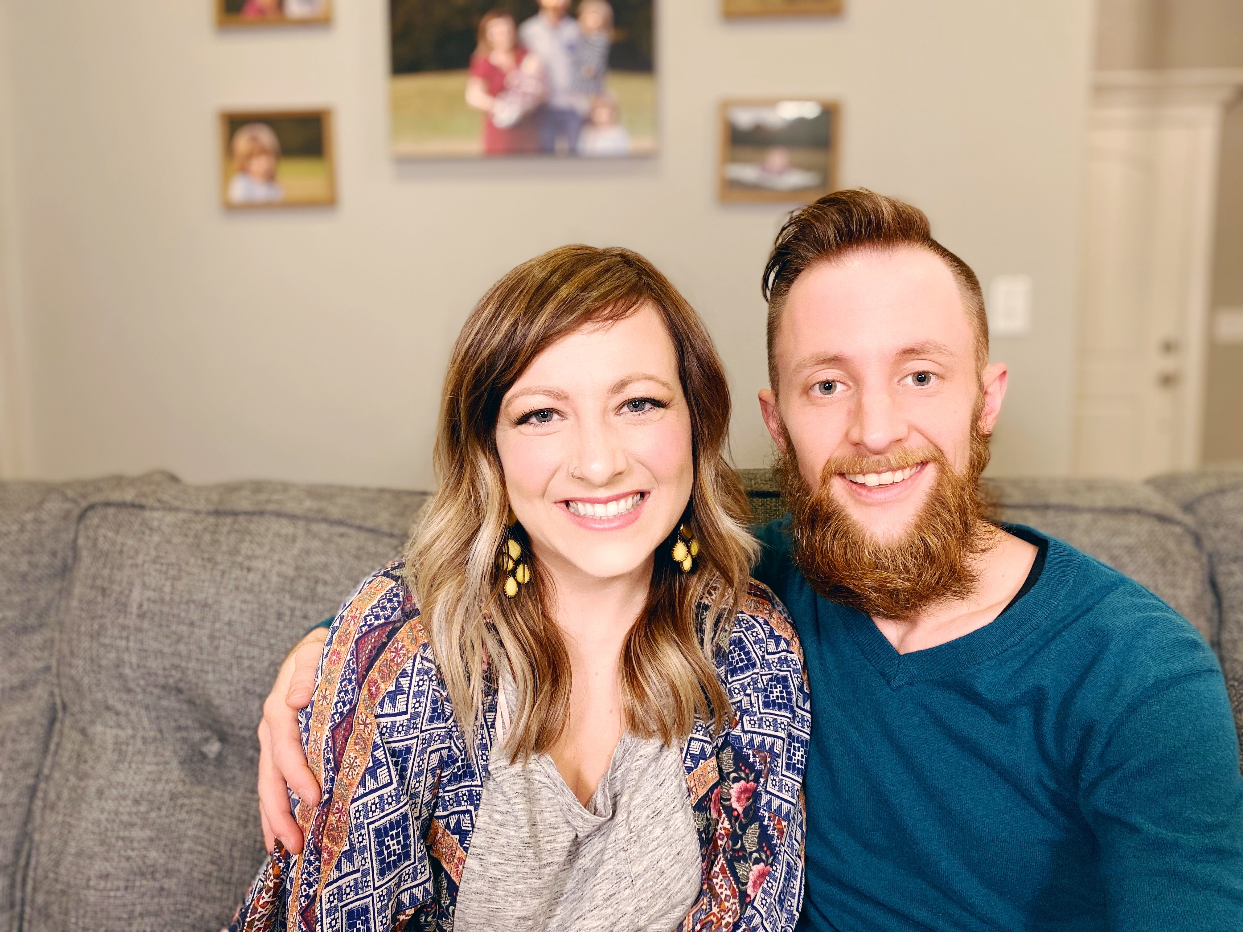 Ben Lagrone and Jessica Lagrone The Balanced Birth Couple