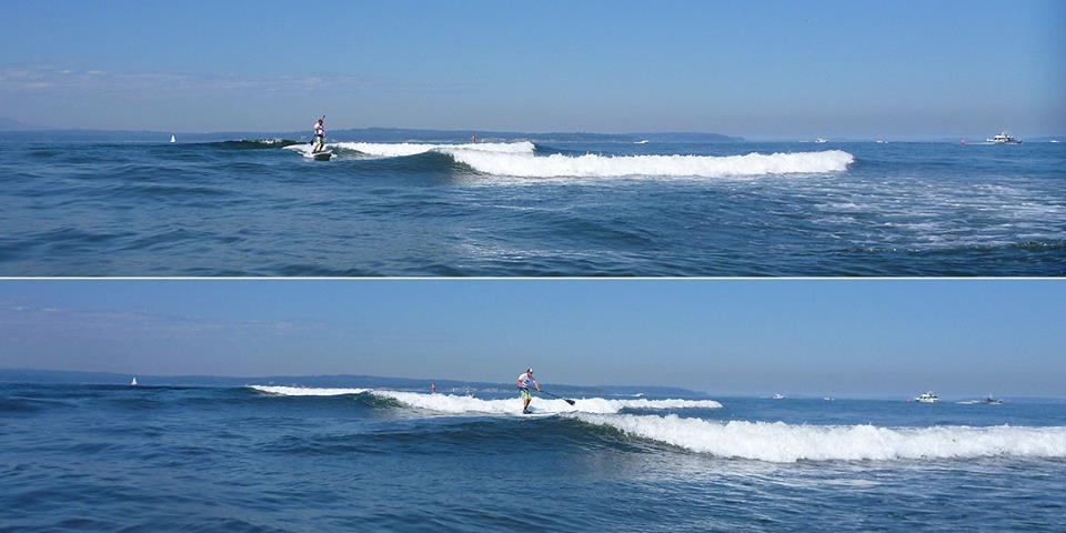 Seattle Freighter Surf