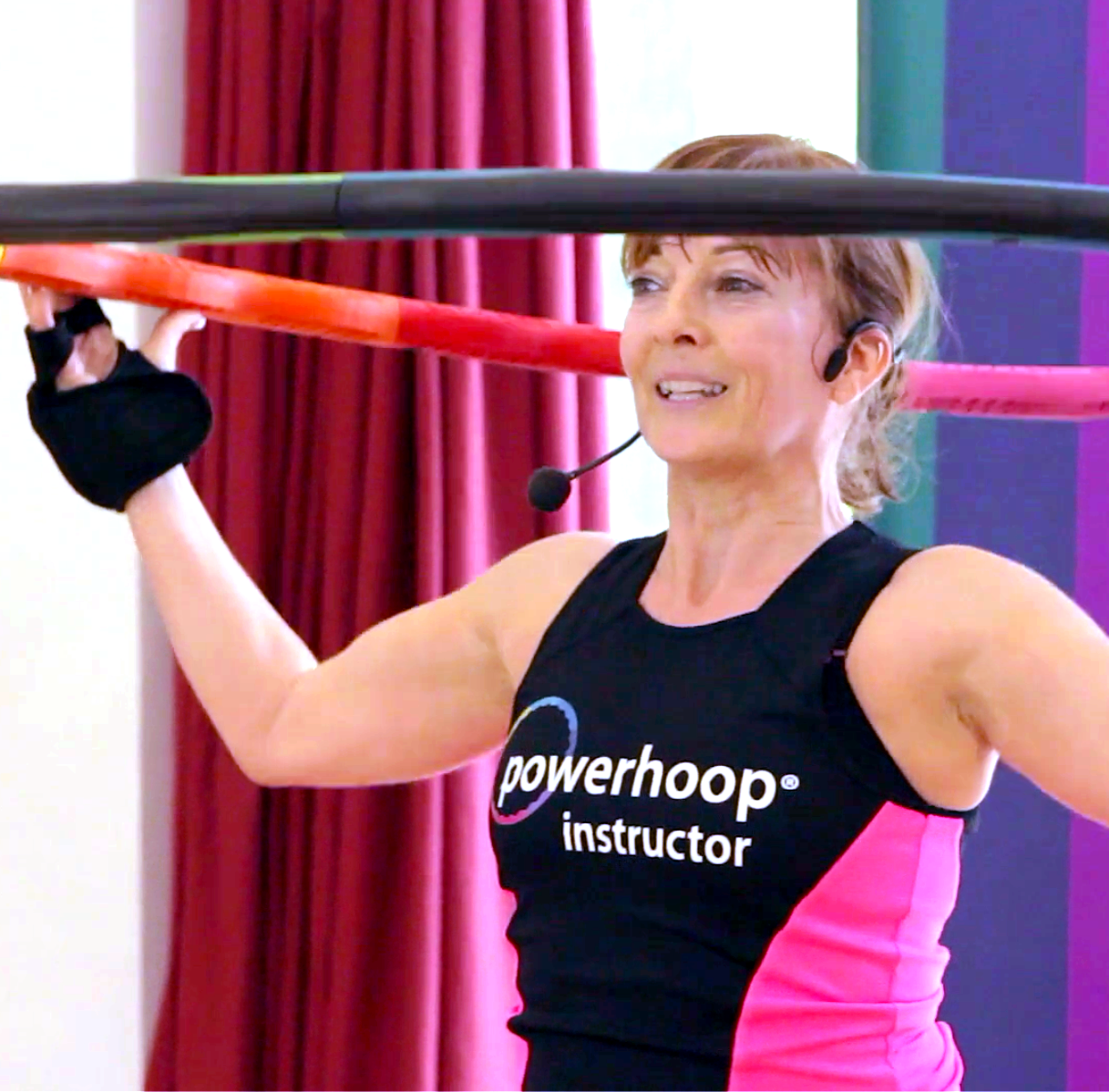 Fitness Hula Hoop Master Trainer Dianne
