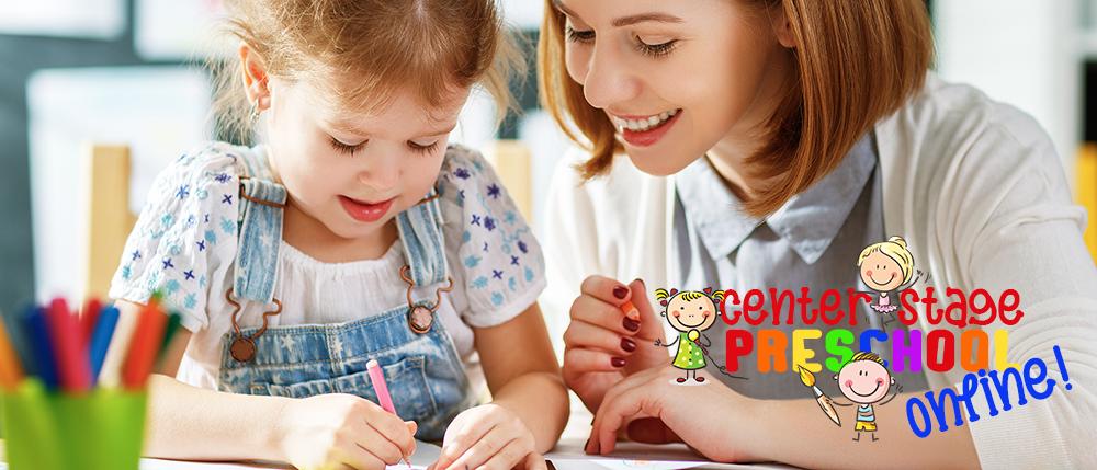 Center Stage Online Preschool