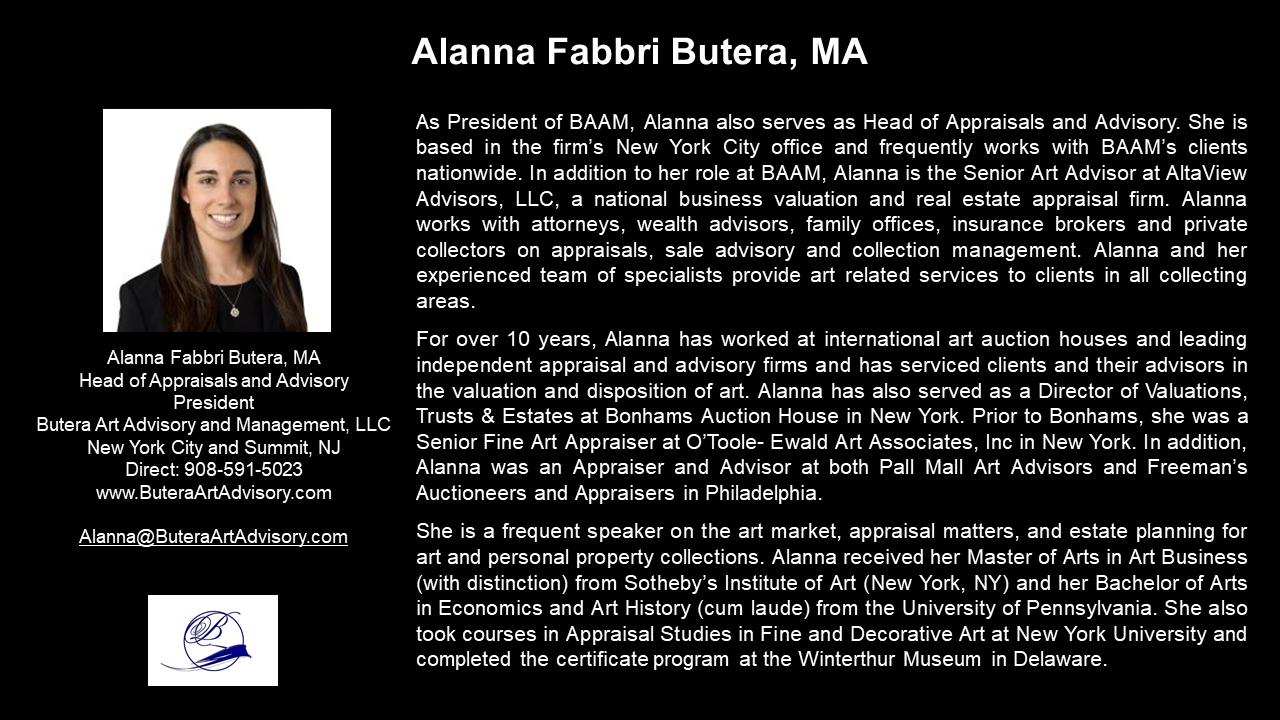 Alanna Fabbri Butera