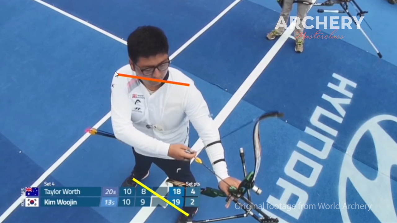 Kim Woojin Archery Technique Analysis Square stance archery technique archery form korean archery  Recurve Archery Technique Fundamentals | Archery Coaching | Rogue Archery Masterclass | Olympic Archery | Online Coaching | Archery Form