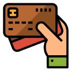 الخطوة الثانية - إدفع رسوم الدورة عن طريق بطاقة البنك العادية بكل أمان