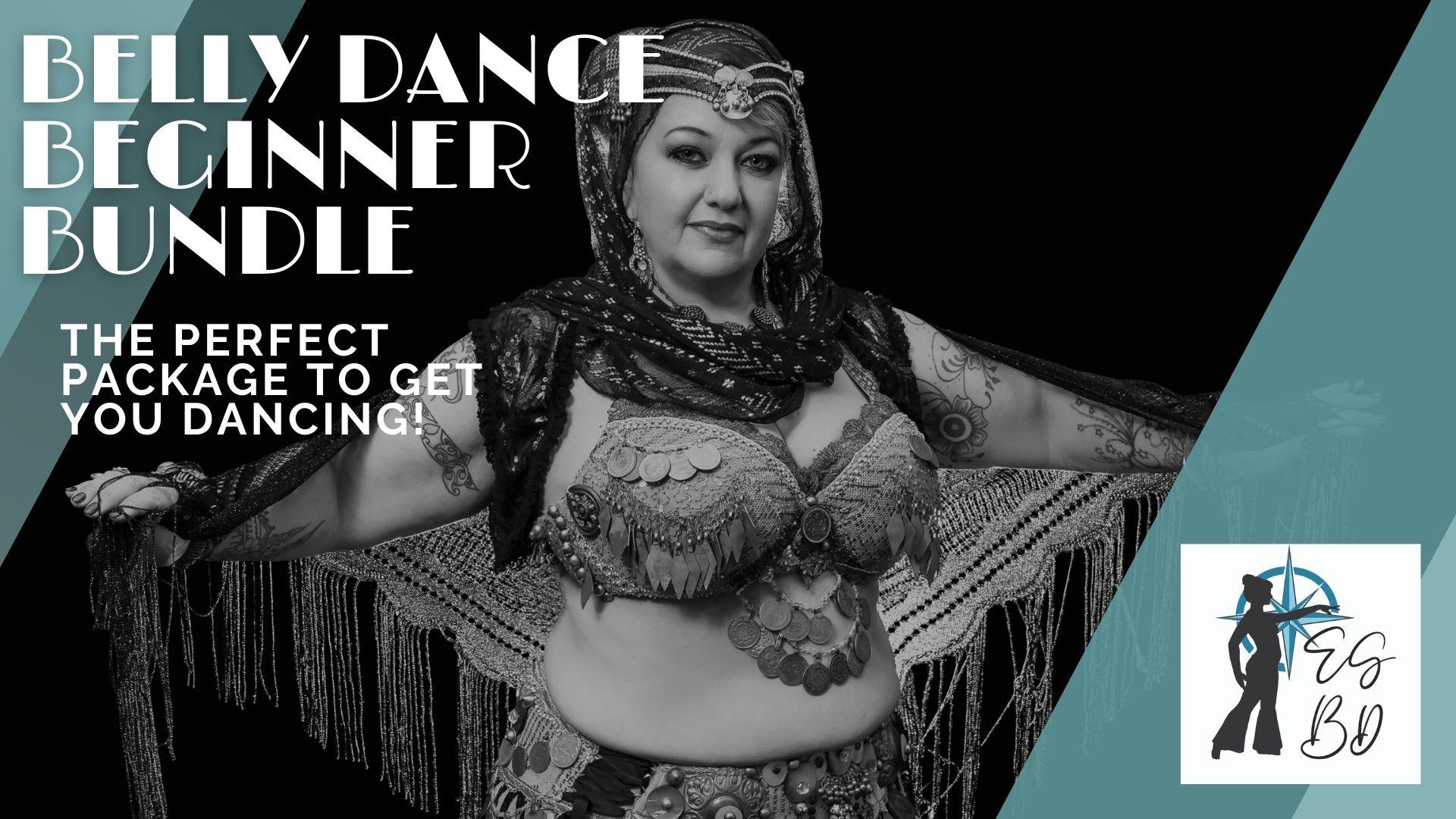 Beginner Belly Dance Bundle is Here