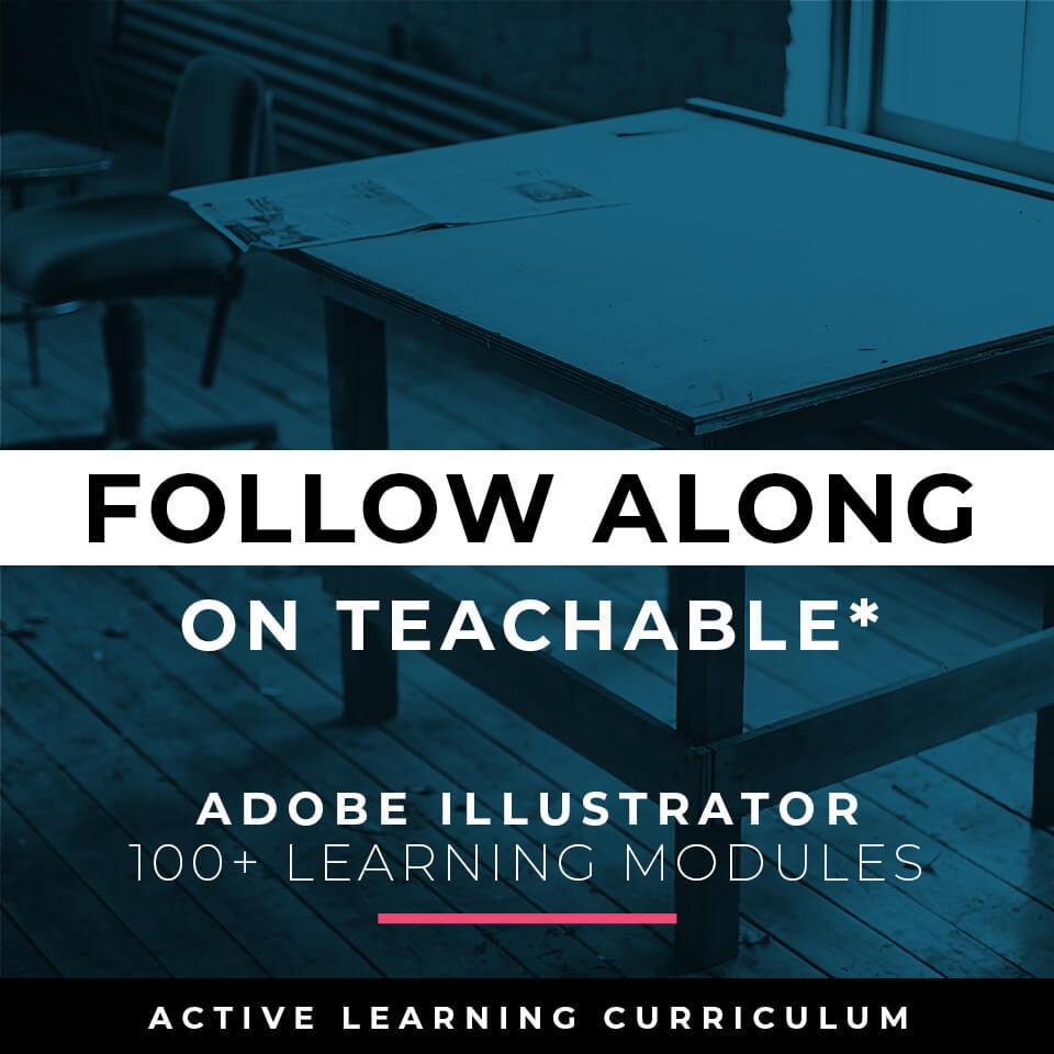 FOLLOW ALONG ON TEACHABLE