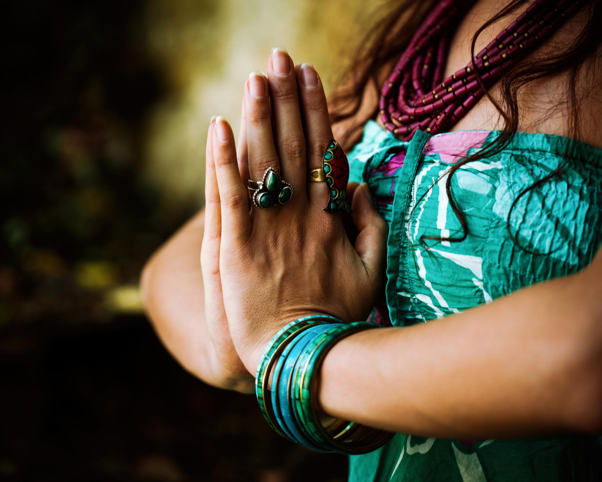 Myk Yoga mot stress