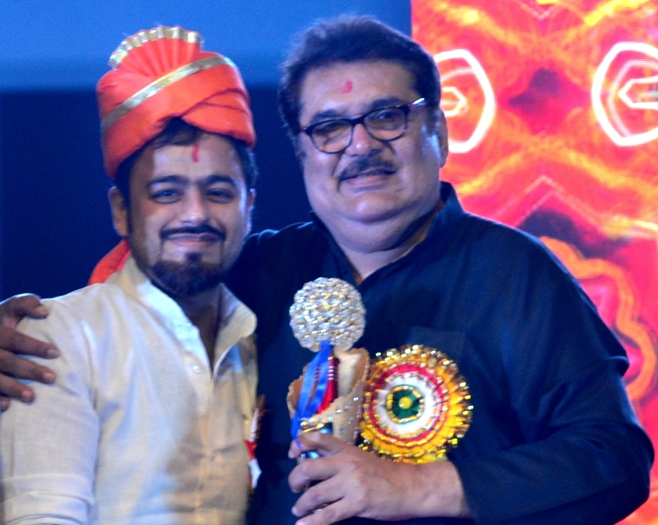 Ujjwal Chugh received Bhagat Singh Bravery Award