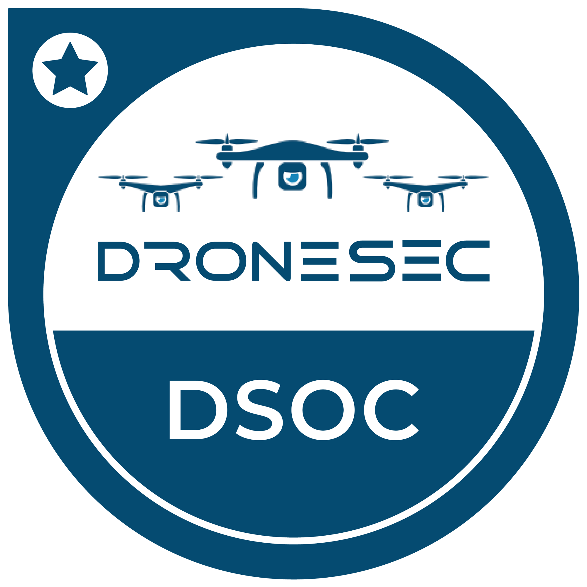 DroneSec Digital Badge