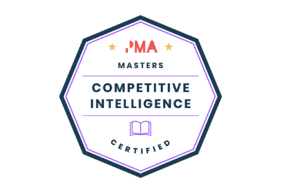 Competitive Intelligence badge