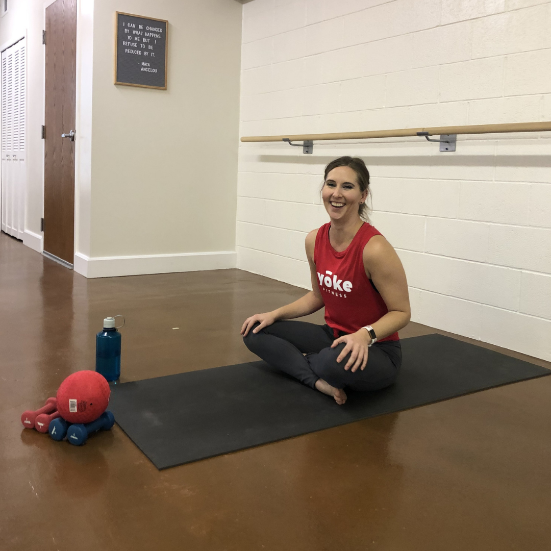 Cleave: A Barre Class with Lauren Hopps