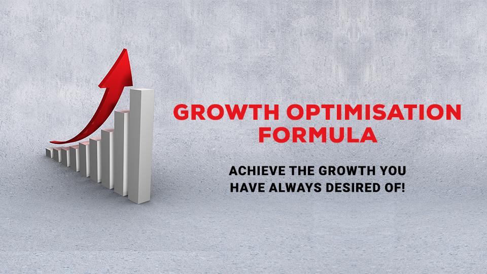The Growth Optimisation Formula by Ashvin Deshpande