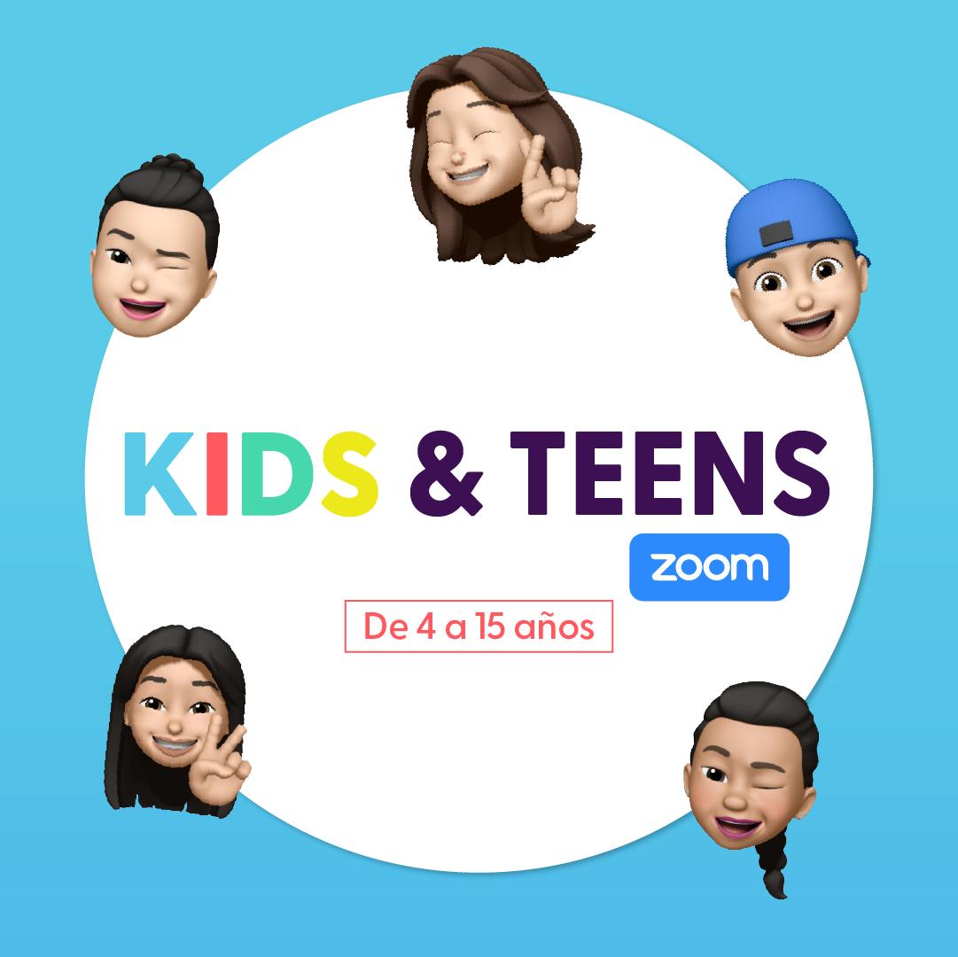 Kids y Teens