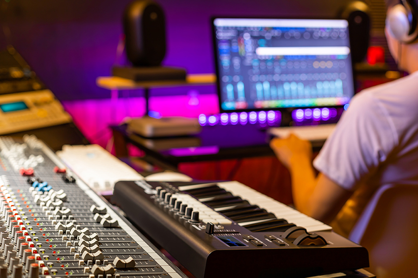 learn to record mix and master