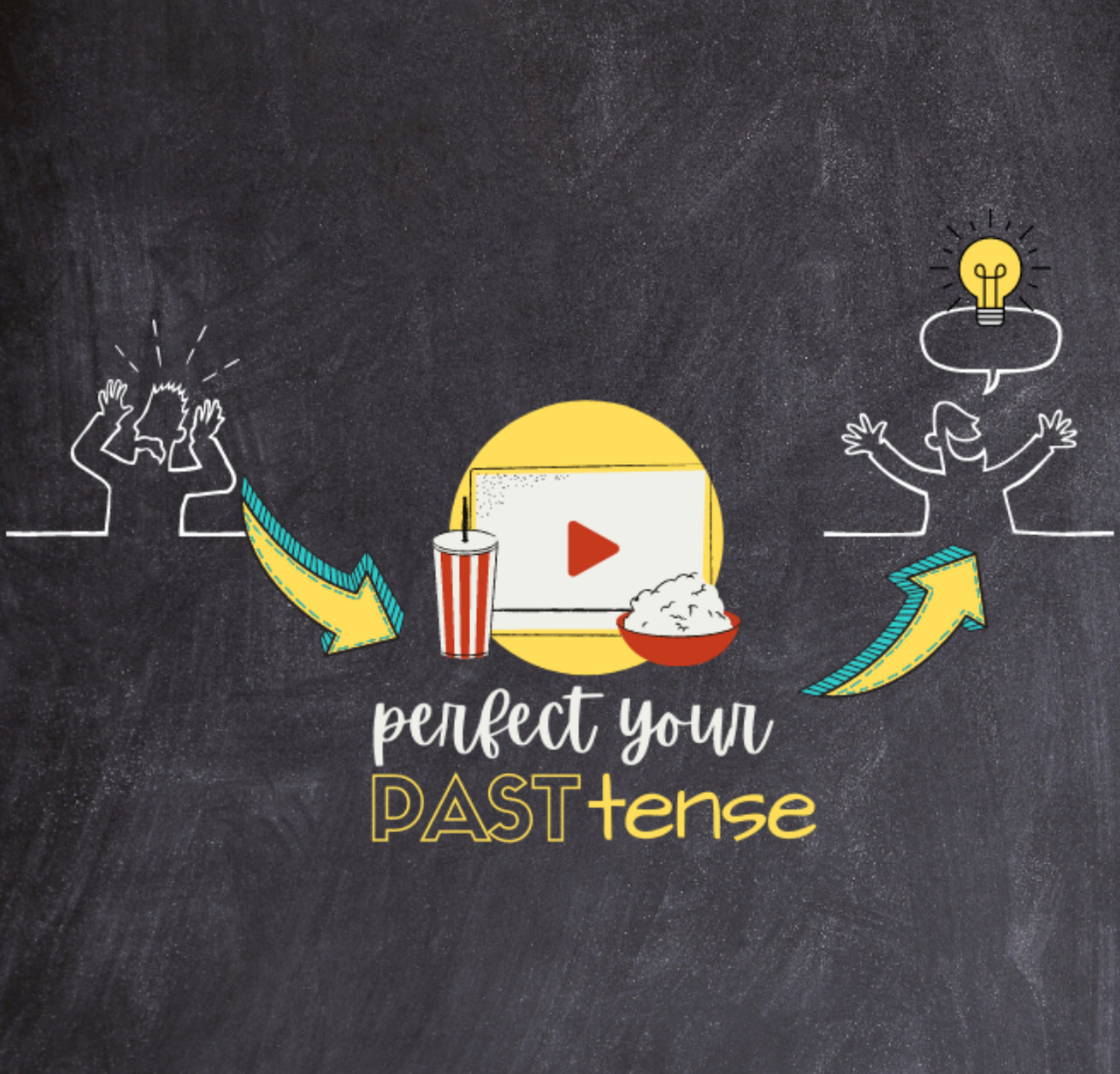 Simplifying English Free Course Perfect your Past Tense