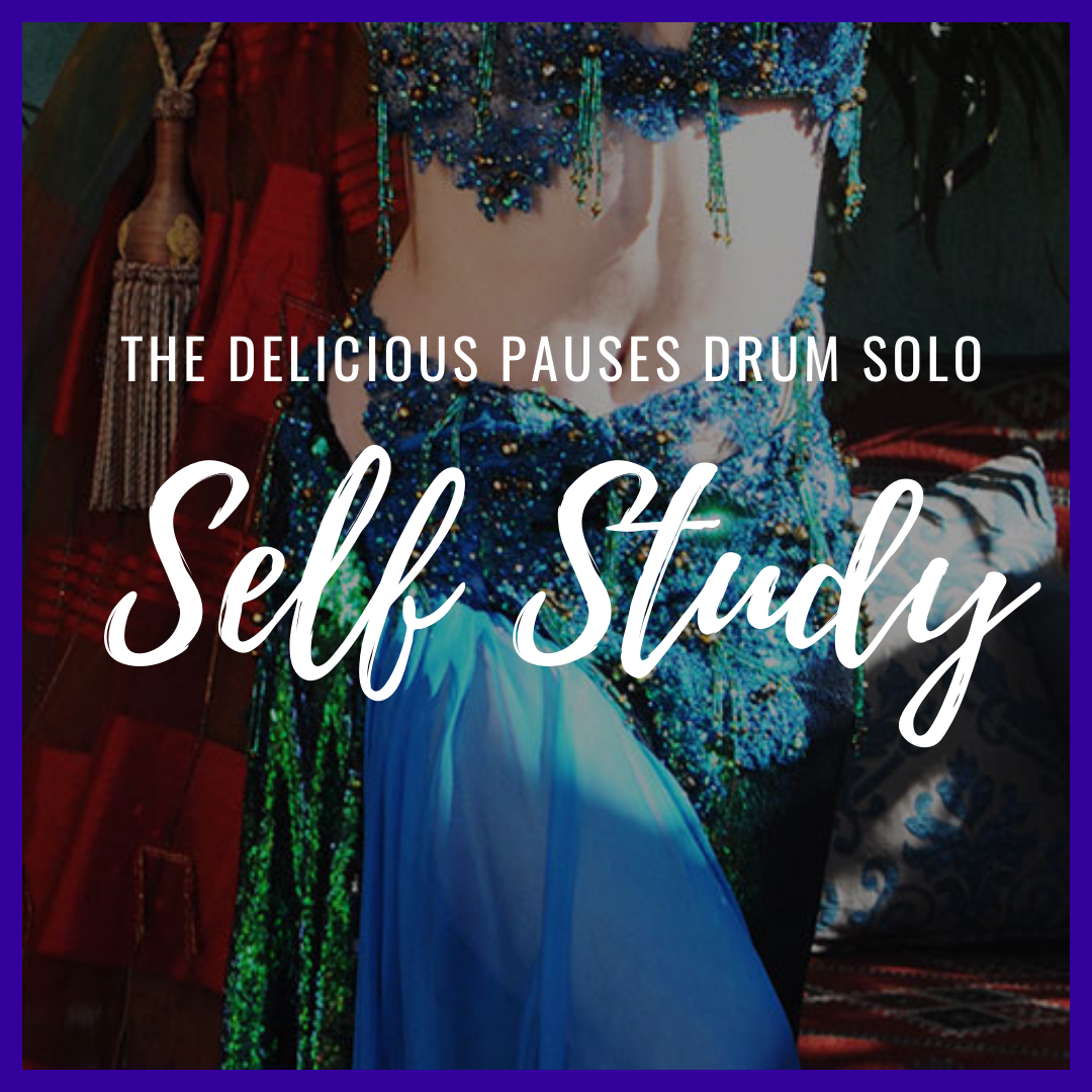 Belly Dance Drum Solo Online Class - Self Study