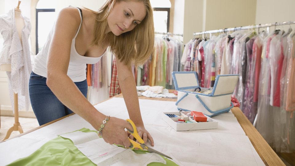 Pattern making fashion design