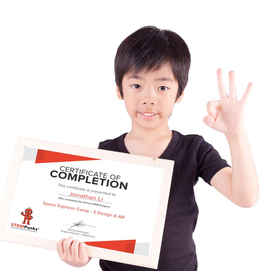 STEM Certificate