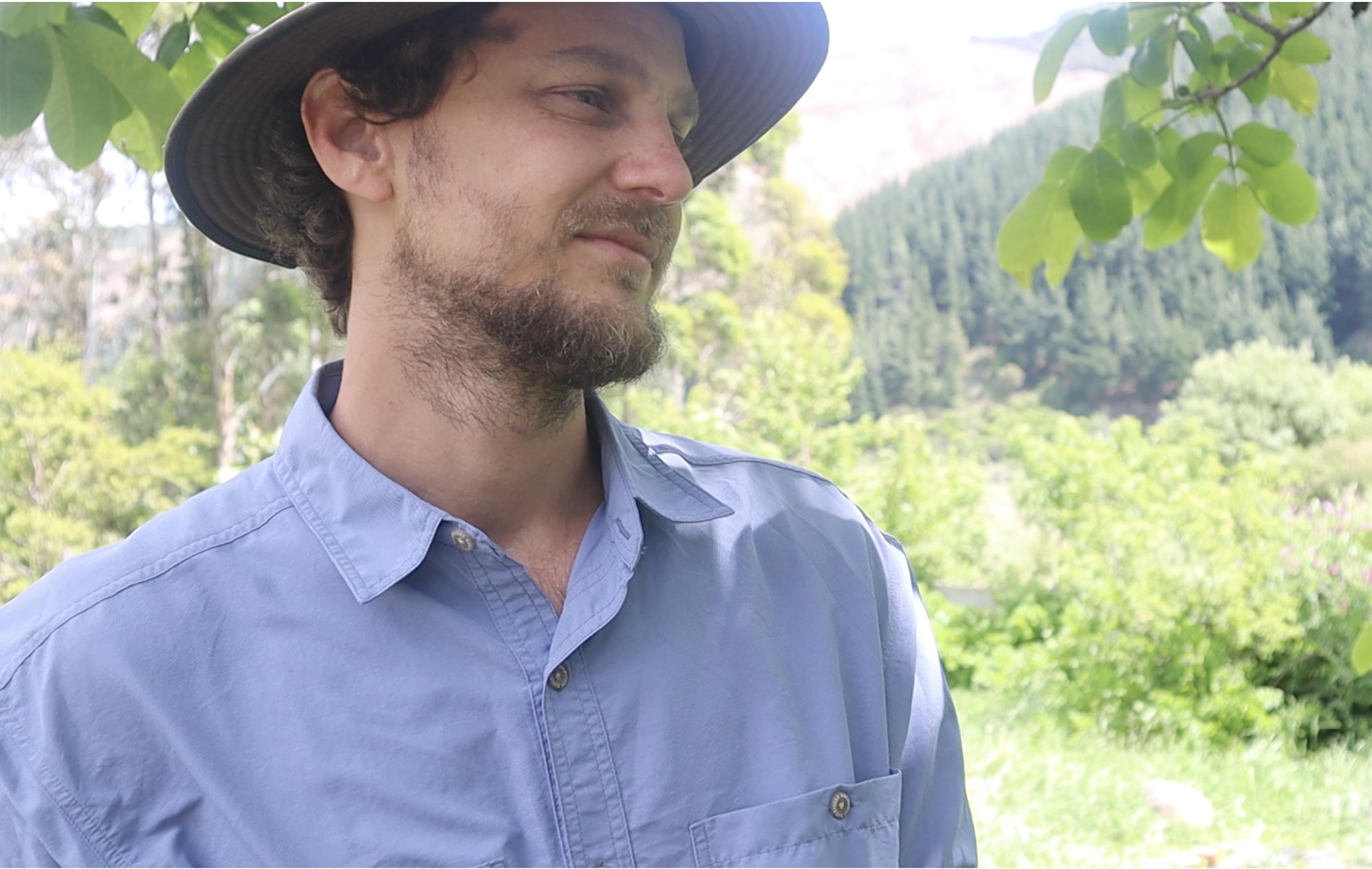 Dan de Klerk from Nomadic Permaculture