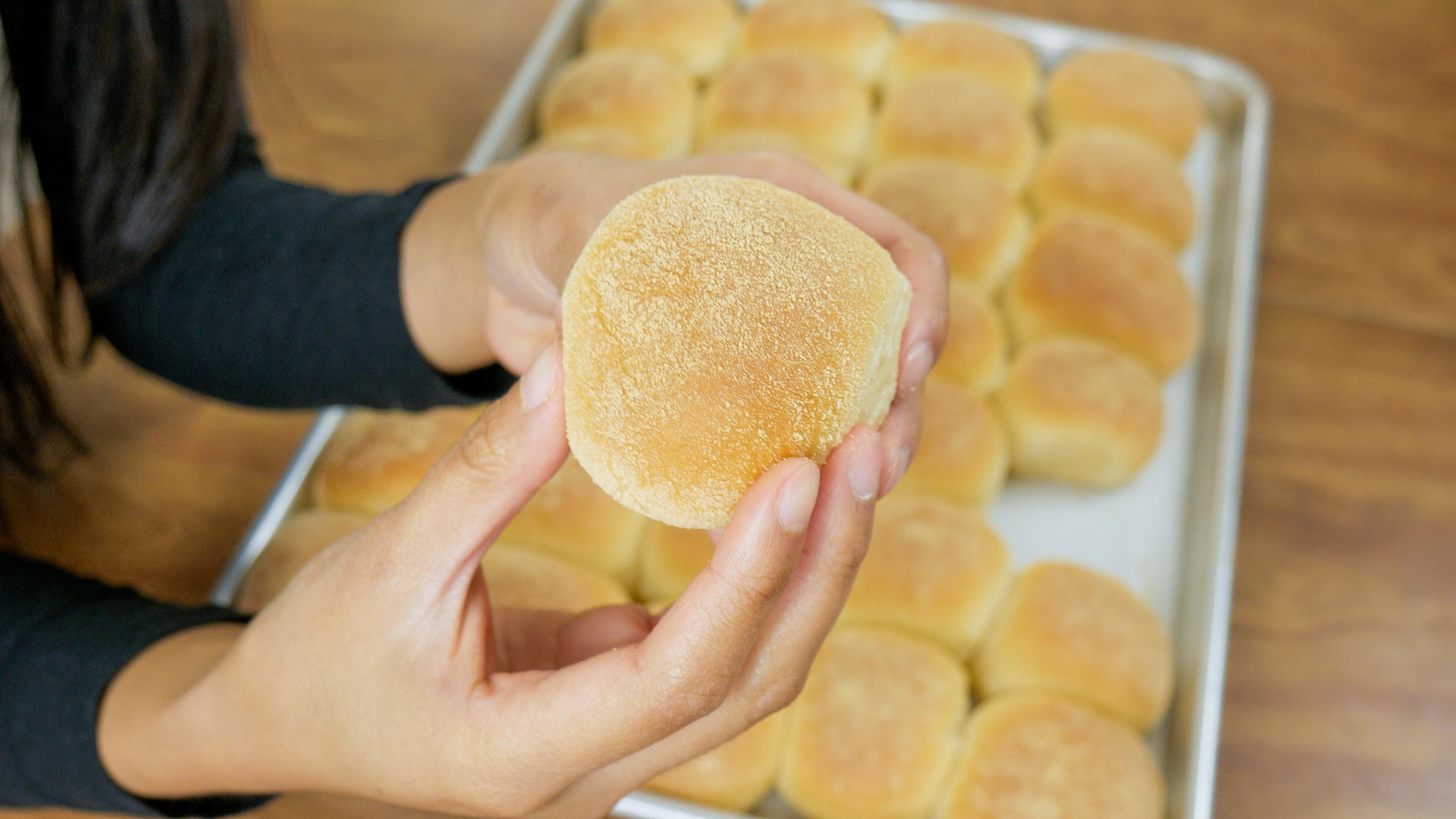 online bread baking class butterbuns