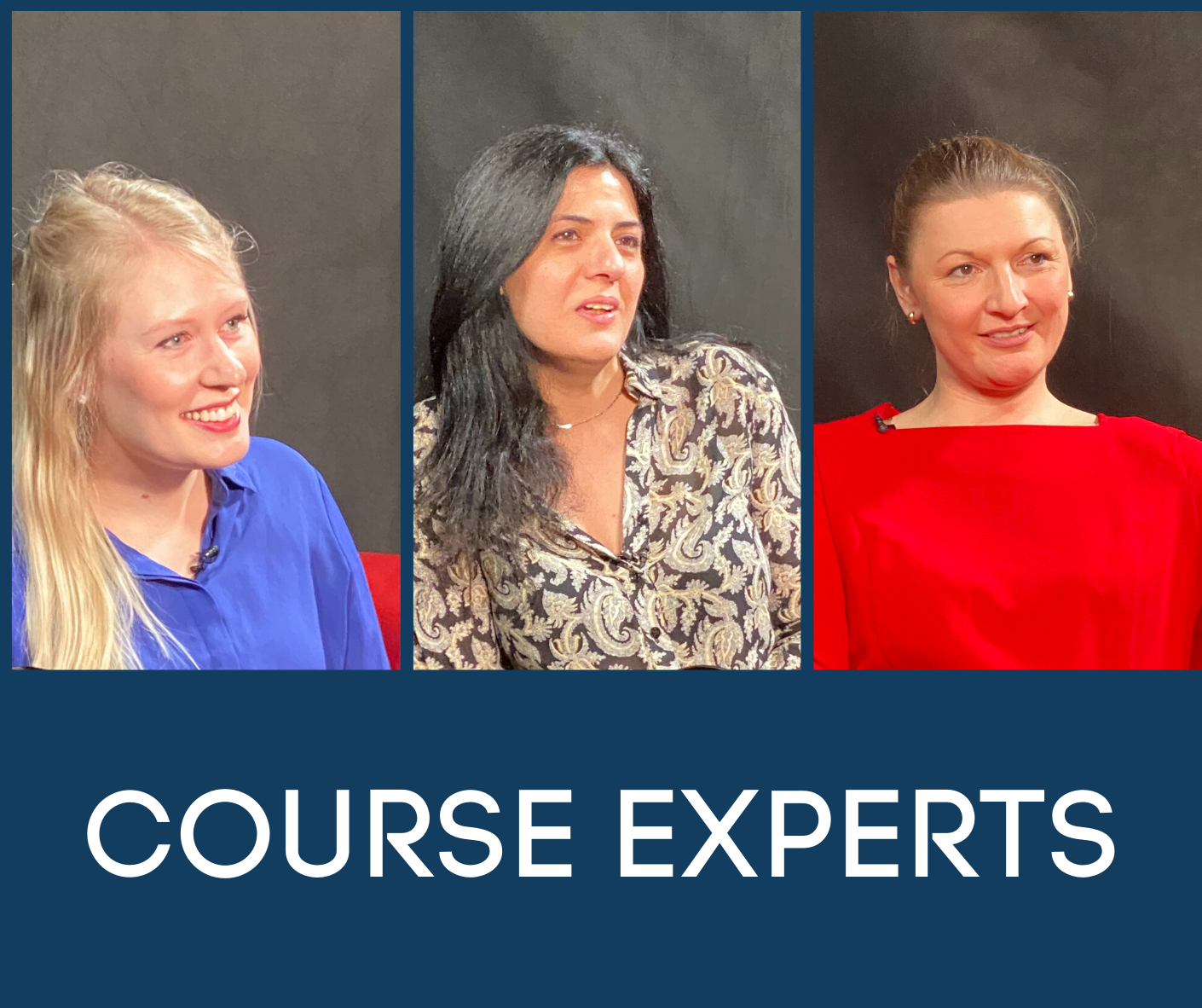 ConductVision Academy Course Experts