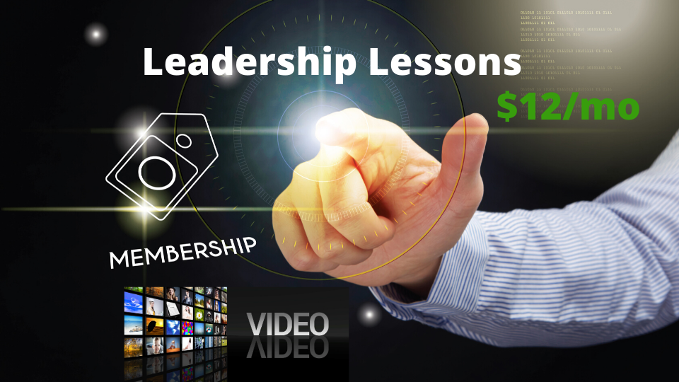 monthly leadership lessons