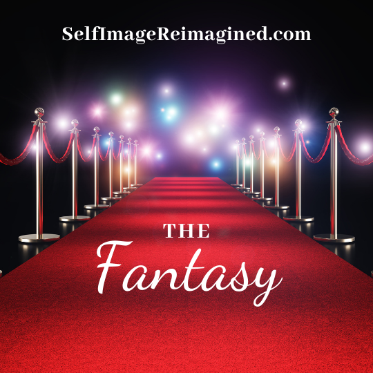 Narrate the fantasy, selfiamgereimagined.com.