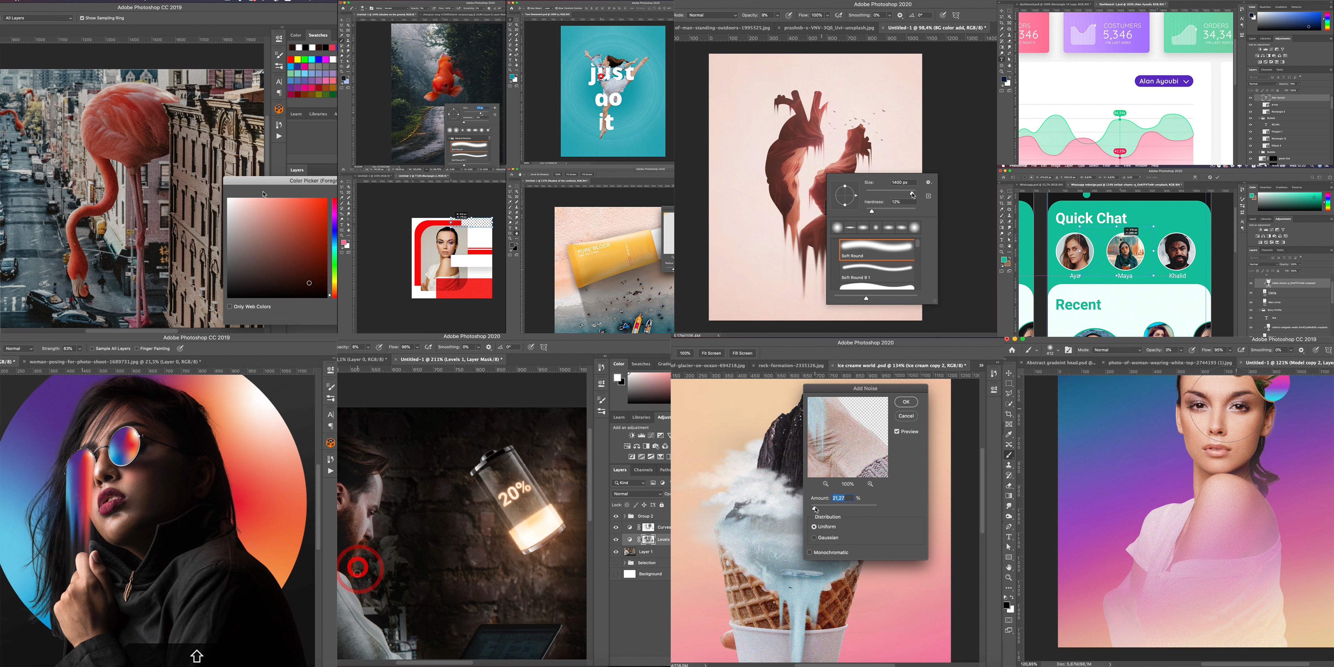 Adobe Photoshop Mega Course