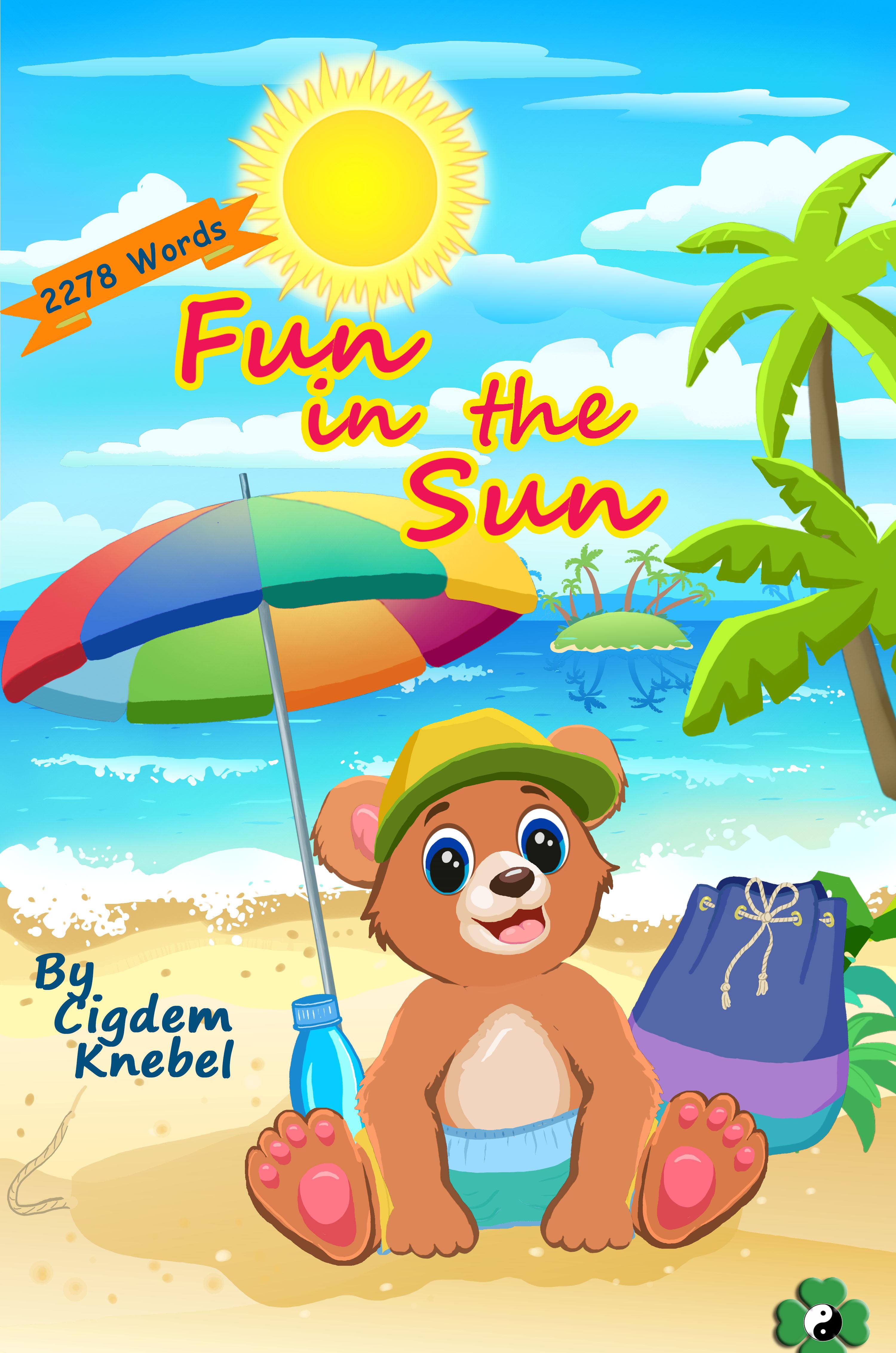 Fun In The Sun - Simple Words Books