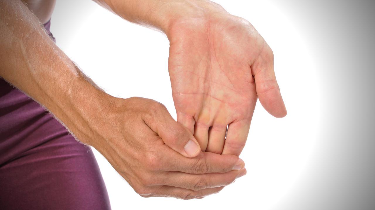 Kinstretch Wrist & Hip Internal/External Rotation