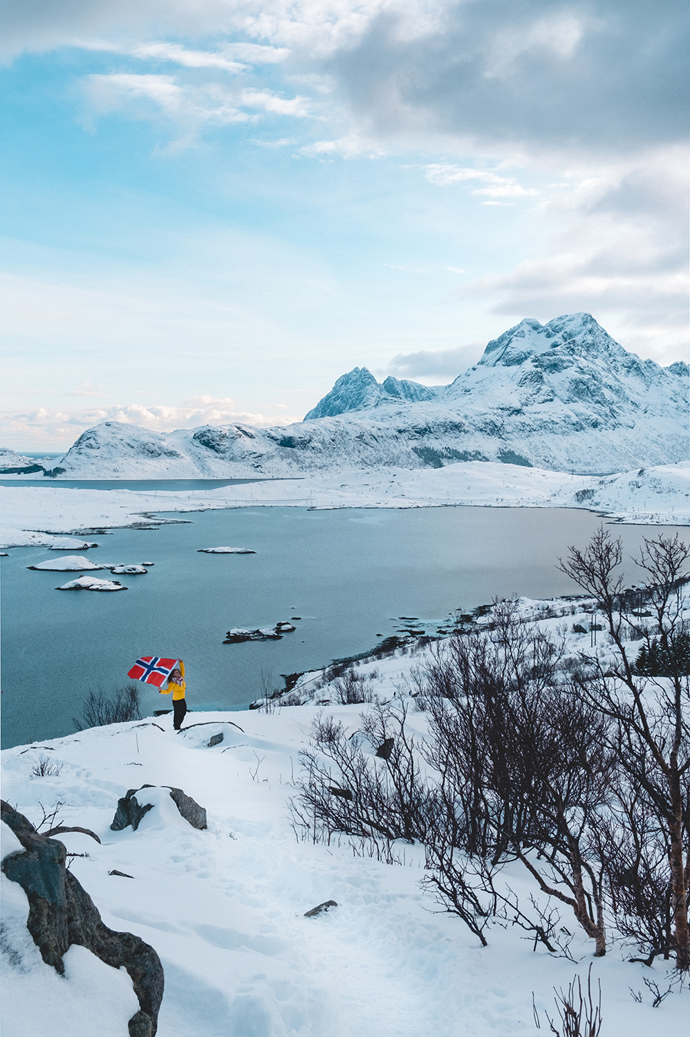 Learn the most essential Norwegian phrases for travel