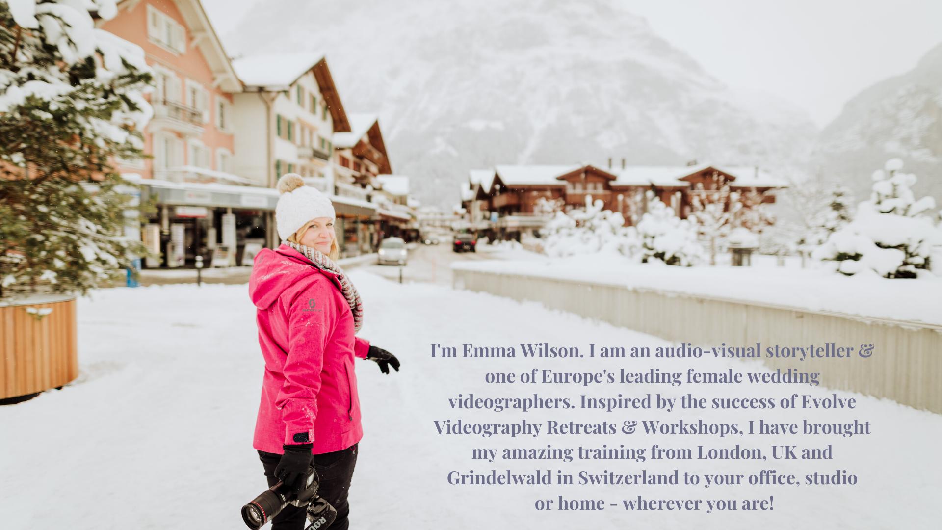 Emma Wilson Training
