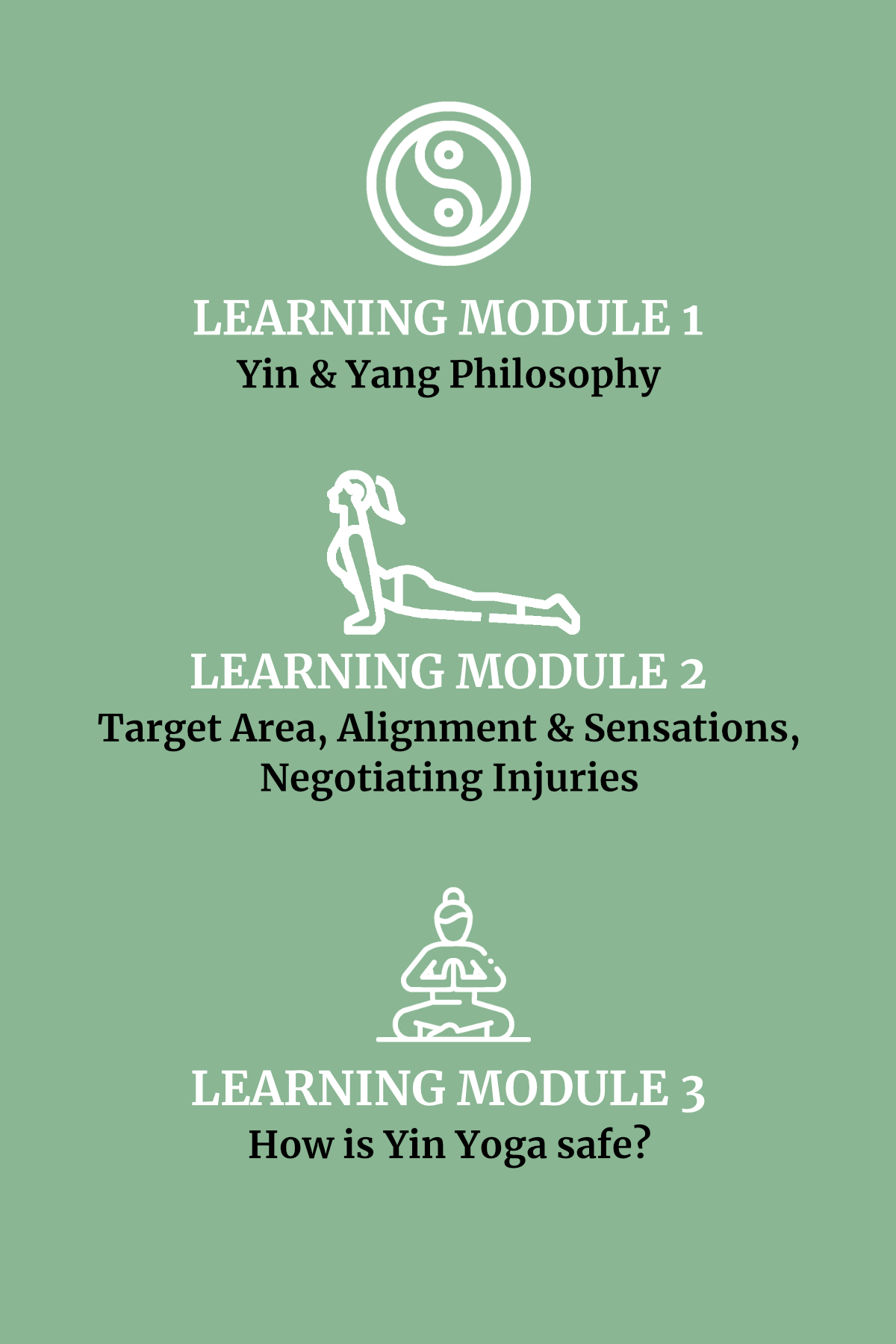 Online Yin Yoga Theory Course