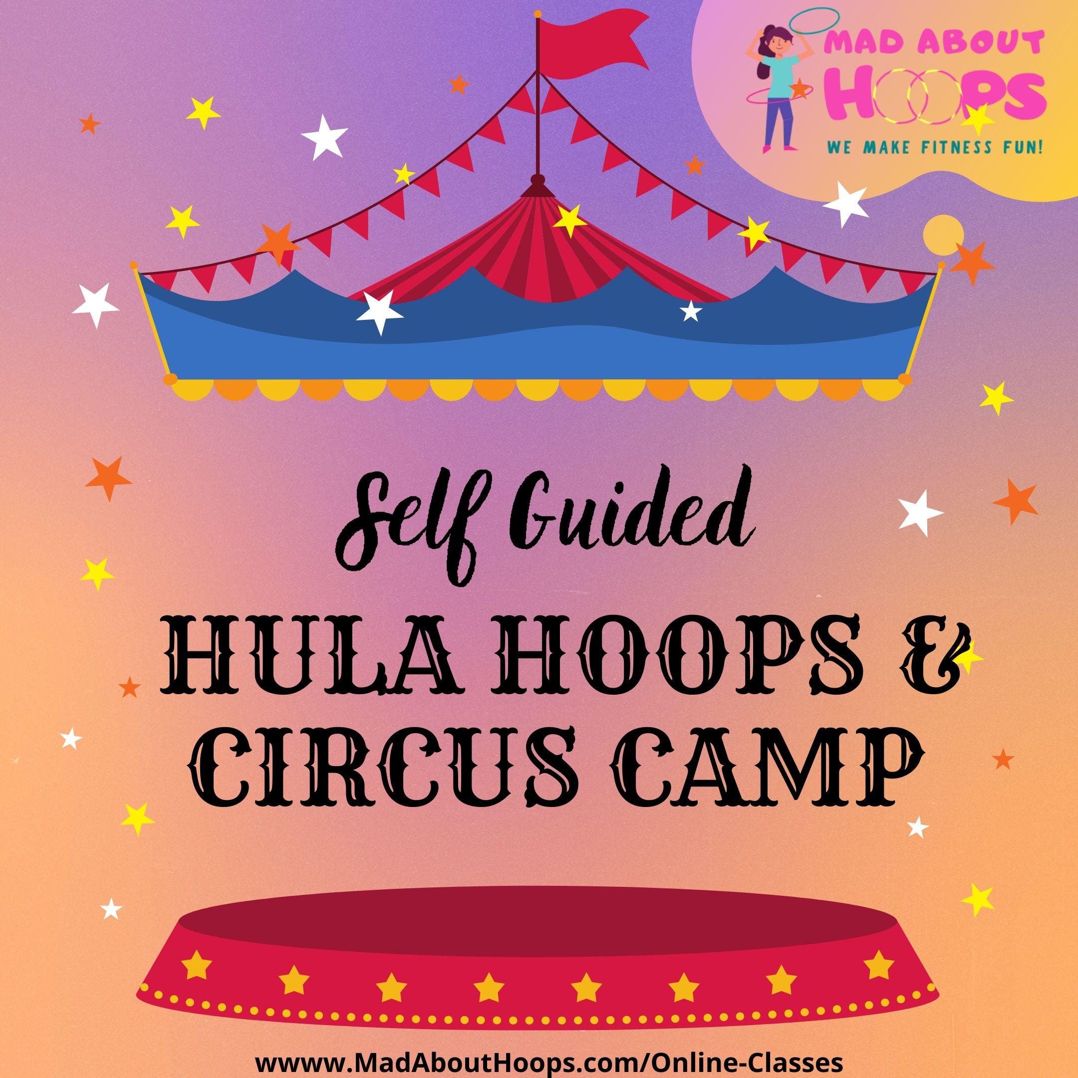 Hula Hoops and Circus Camp