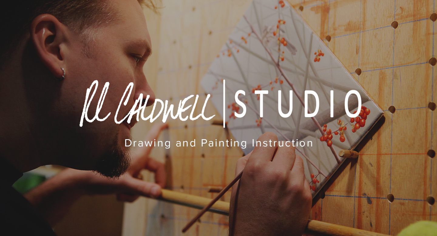Drawing and Oil Painting Instruction offered by artist Robert Louis Caldwell