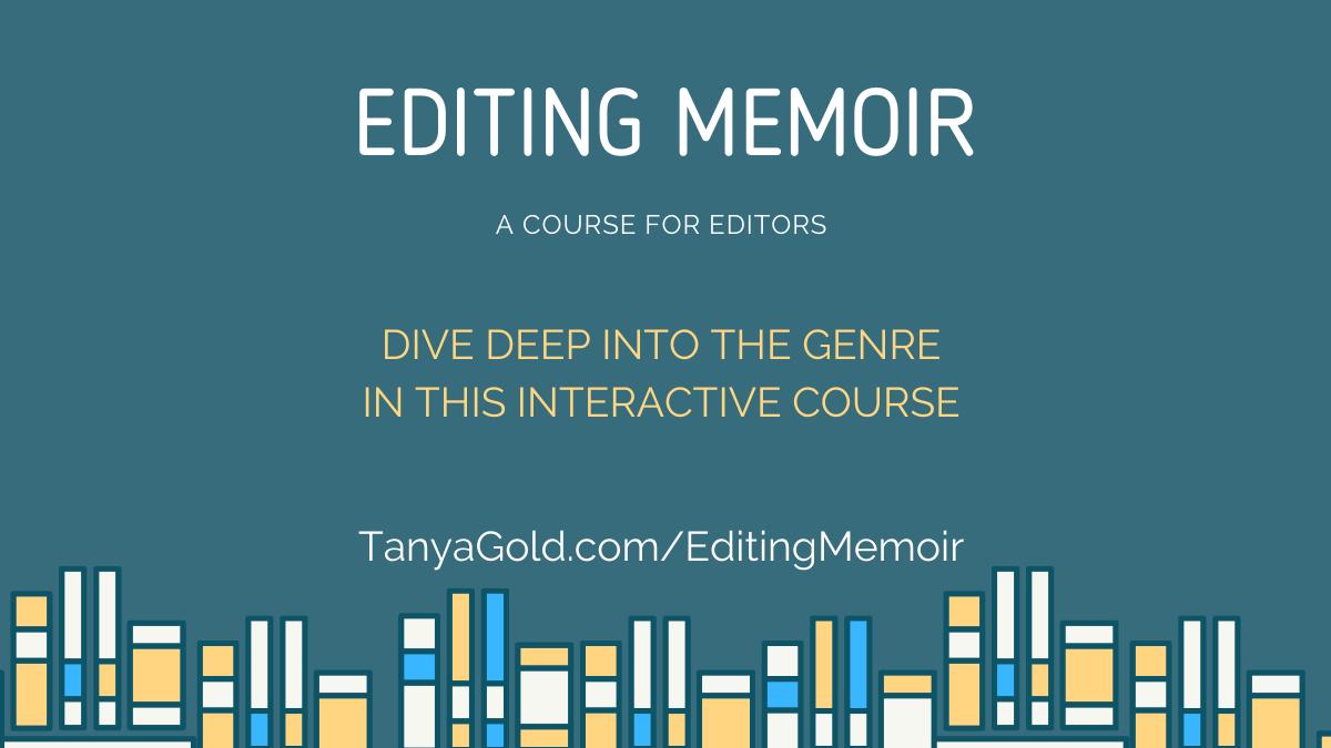 Editing Memoir