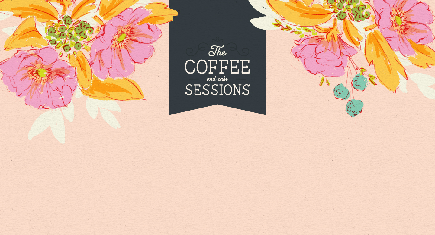 Coffee and cake sessions with Lisa Glanz