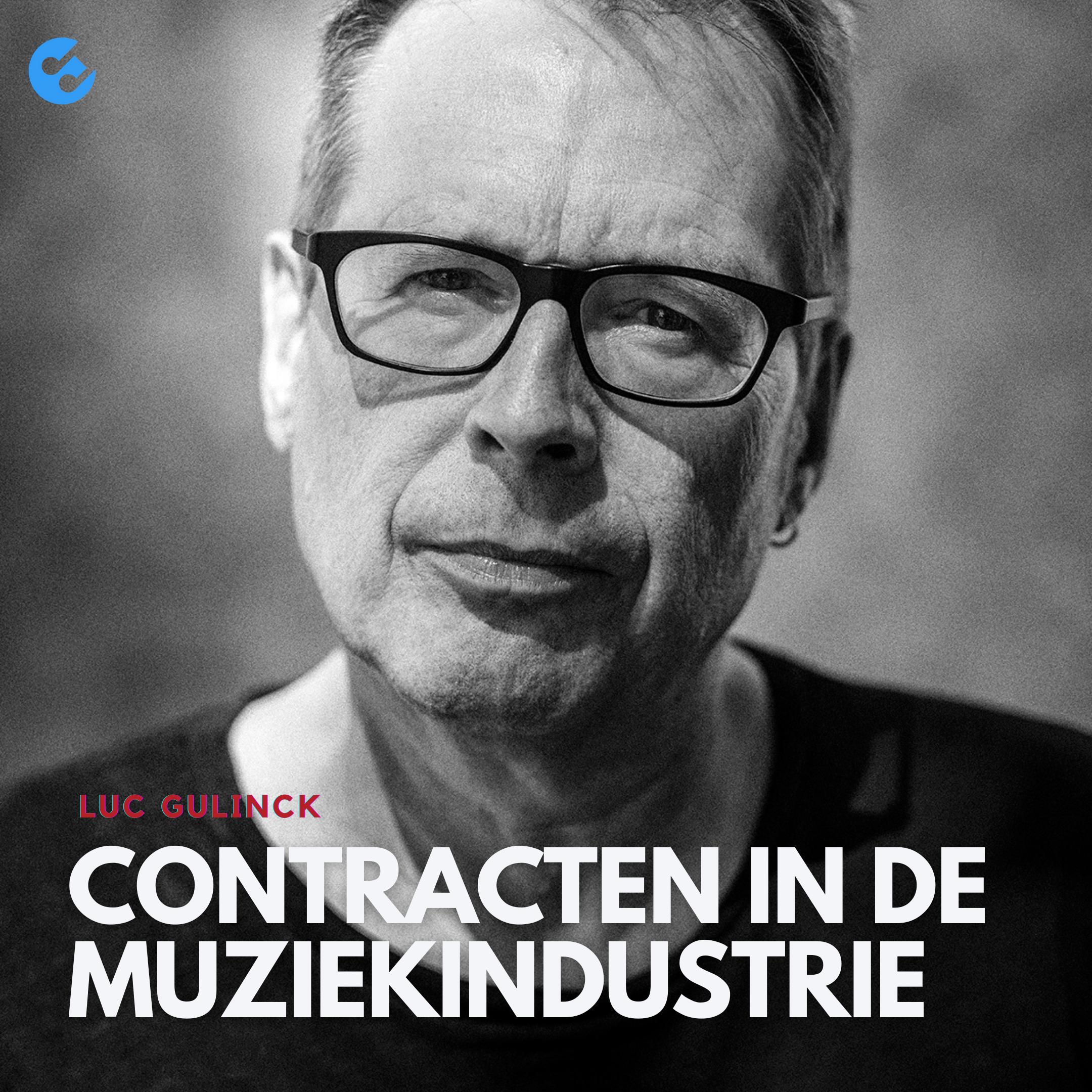 luc gulinck contracten in de muziekindustrie