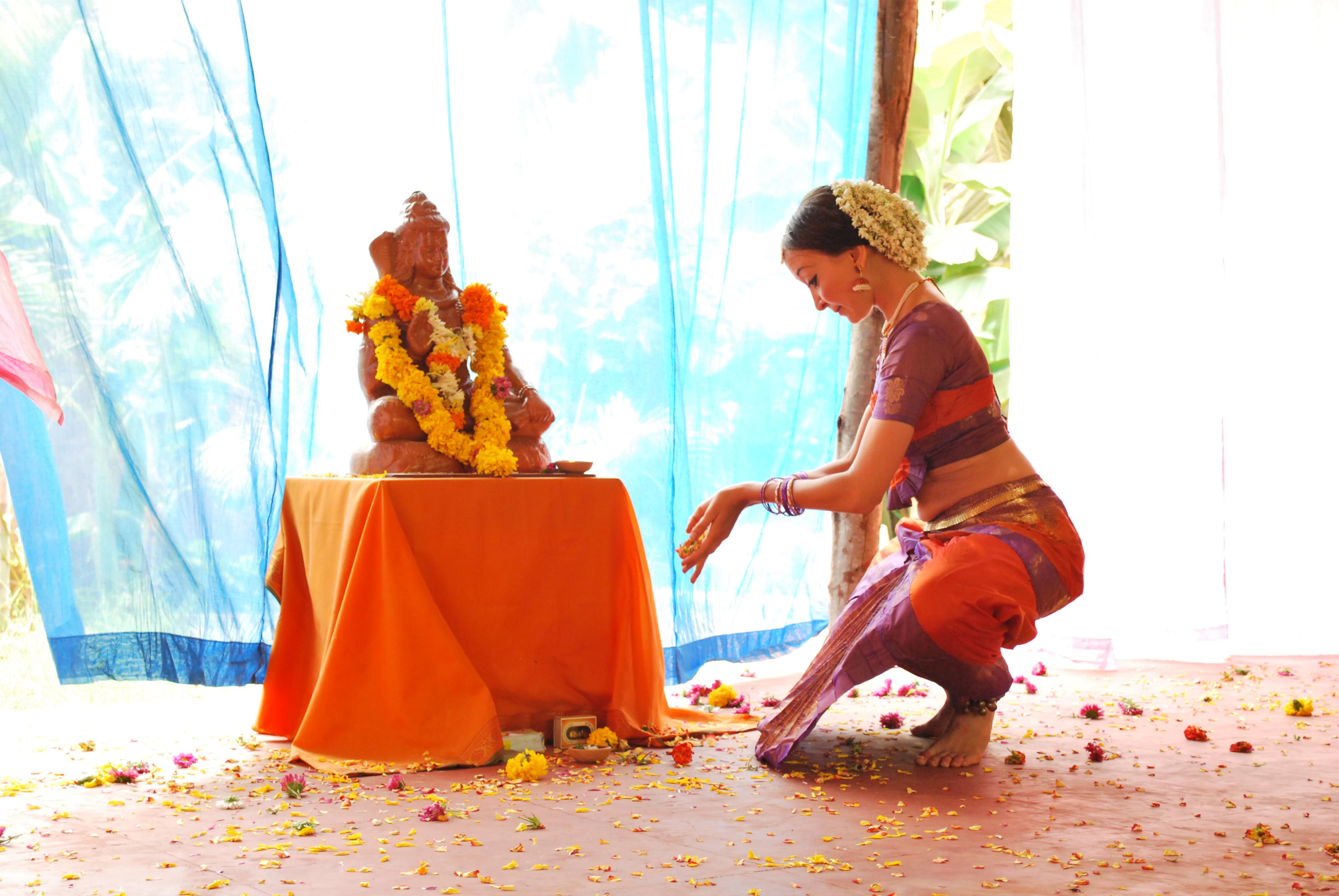 Devadasi Temple Dance School Online