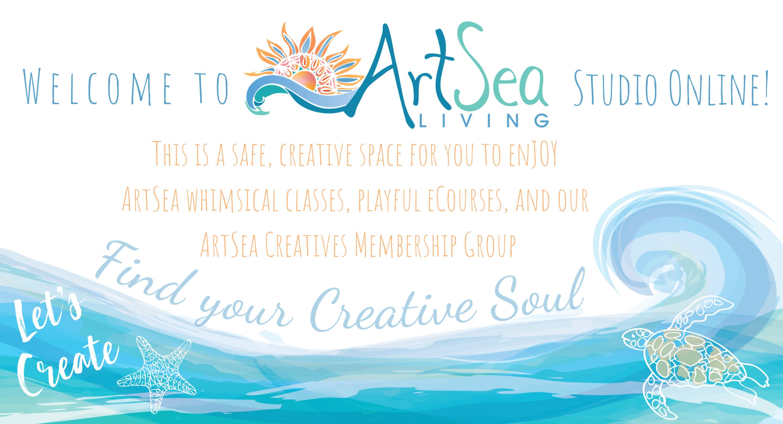 ArtSea Living Studio Online