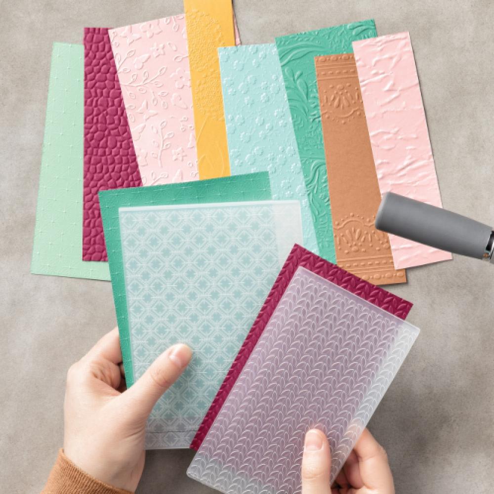 Embossing Folders