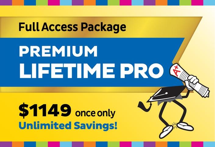 Premium Lifetime Pro