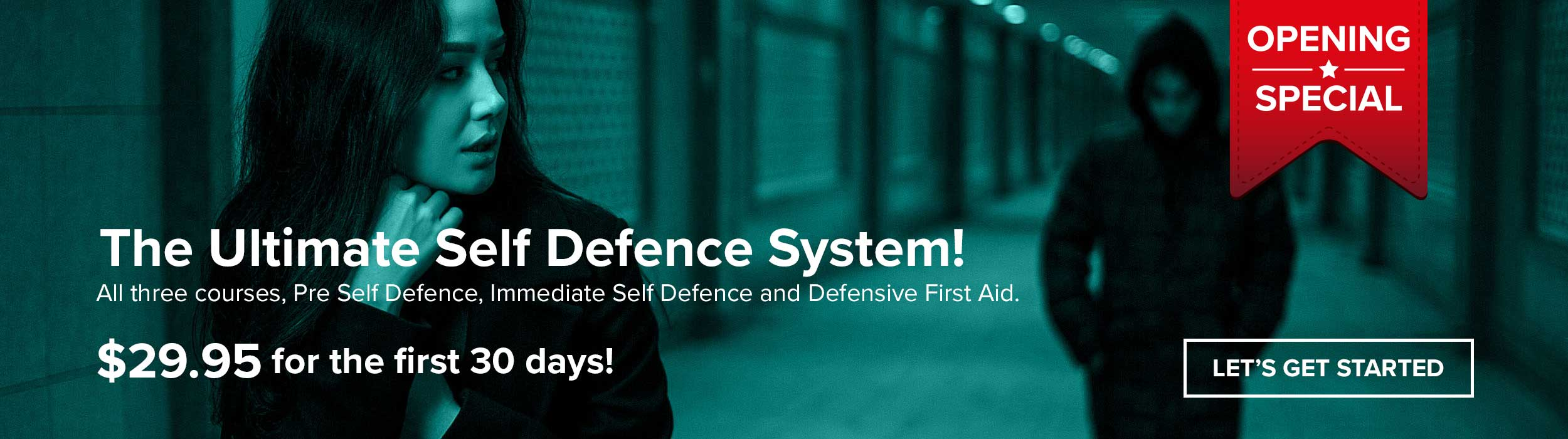 Pre Self Defence Bundle Banner