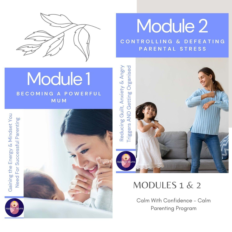 Calm Parenting Program