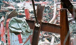 US Customs Film Crew – Finding the Cross at Ground Zero