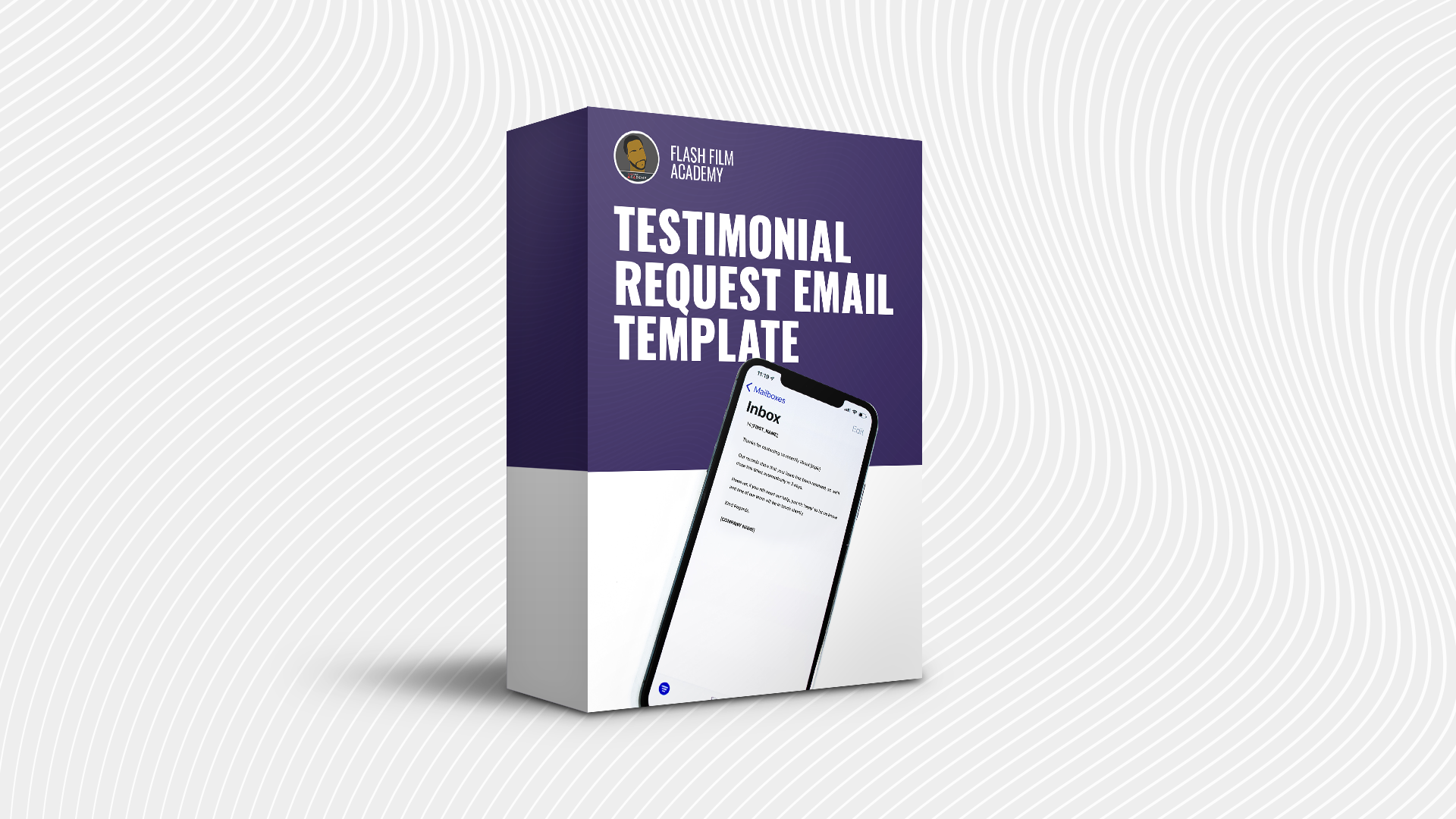 TESTIMONIAL REQUEST EMAIL TEMPLATE